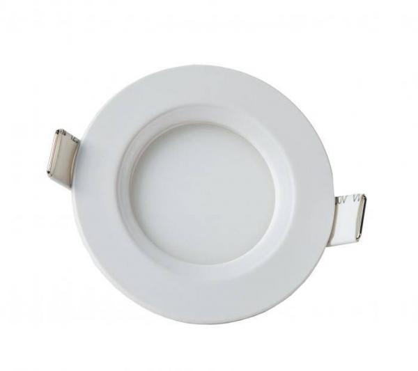 LED Round 3-inch Panel Light